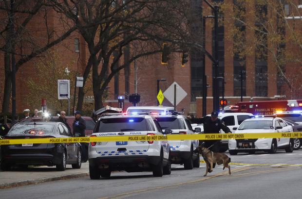 ABD'de üniversiteye silahlı saldırı: 8 yaralı