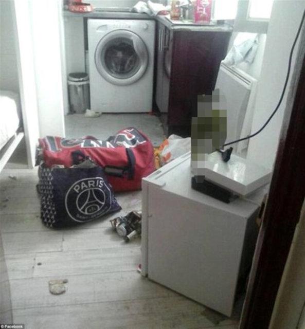Kiraya verdiği evin içini görünce neye uğradığını şaşırdı