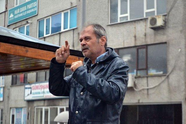 Motor kazasında hayatını kaybeden Turgay Girgin son yolculuğuna uğurlandı