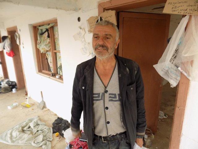 Aydın'da bir vatandaşın hayvan sevgisi görenleri duygulandırıyor