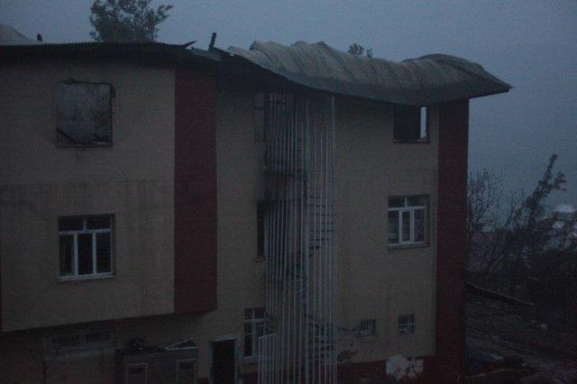 Adana yangınından ilk görüntüler