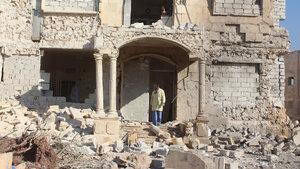 BM: Halep'in doğusu yiyeceksiz kente dönüştü