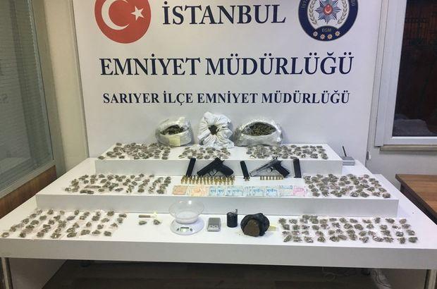 Heys adlı uyuşturucu Türkiye'de ilk kez yakalandı!