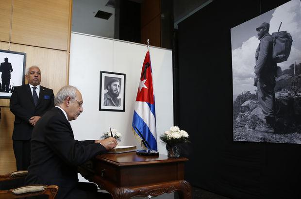 CHP heyeti Küba'ya gidiyor