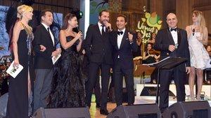 'Umut Yeşerten Şarkılar' ünlüleri bir araya getirdi