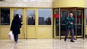 Edirne'de yeni doğan bebek hastane tuvaletine bırakıldı