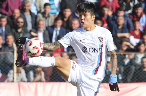 Hyun-Jun Suk Trabzonspor