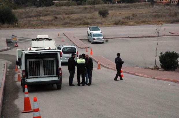 Adana'da kaymakamlık otoparkındaki araç paniğe neden oldu