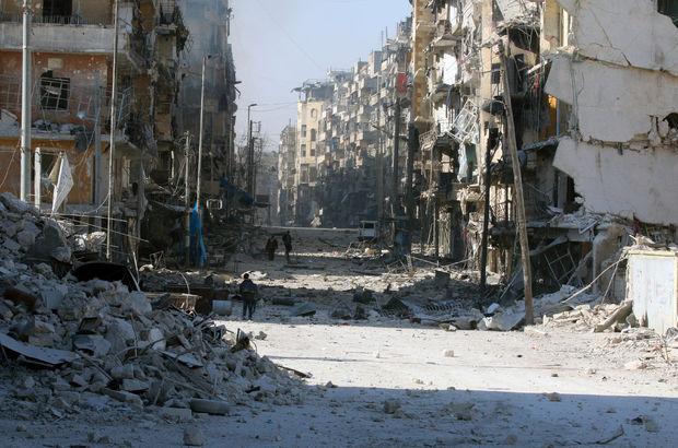 Fransa'dan flaş Halep çağrısı!