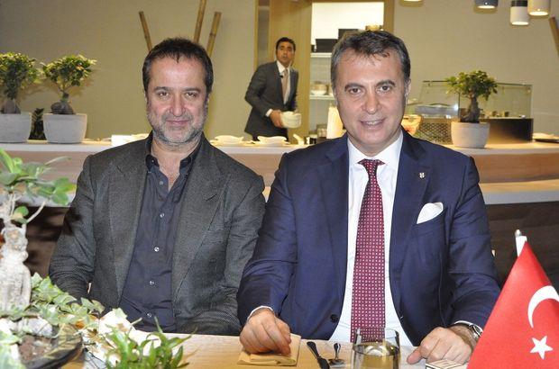 Fikret Orman Beşiktaş Serdar Bilgili