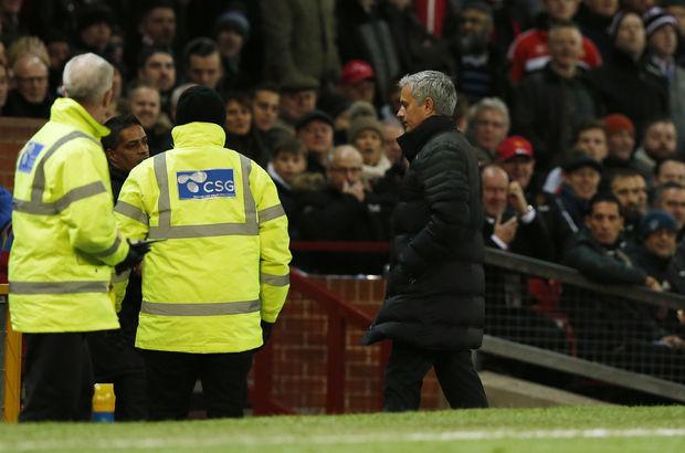 Jose Mourinho disiplin kurulunda