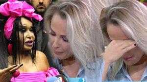 Helin Avşar ağlayarak canlı yayını terk etti