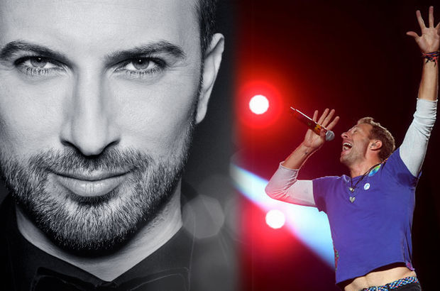 Tarkan, Coldplay