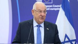 İsrail Cumhurbaşkanı Rivlin: Ezan yasağına karşıyım