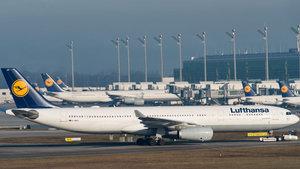 Lufthansa pilotları grevi 2 gün daha uzattı
