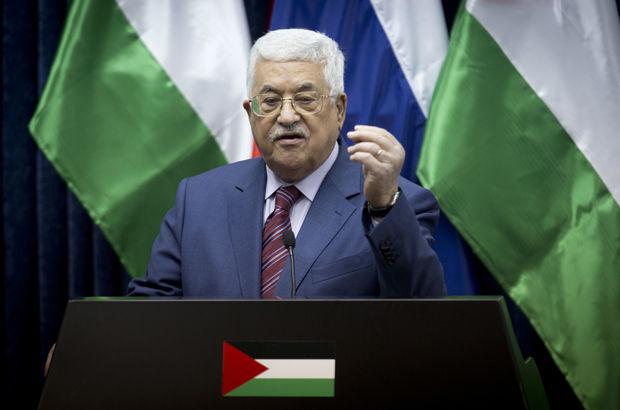 Abbas, yeniden Fetih hareketinin başkanı seçildi