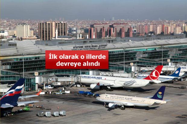 Havalimanlarına milli haberleşme sistemi