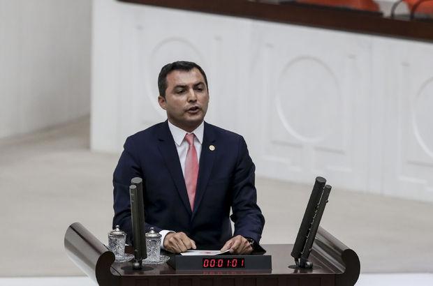 AK Partili vekiller CHP'li Kara'yı kınadı