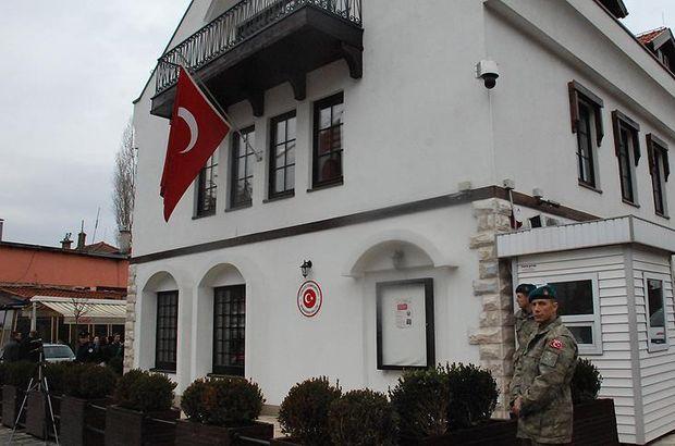 Türkiye Başkonsolosluğuna saldırıda 5 gözaltı