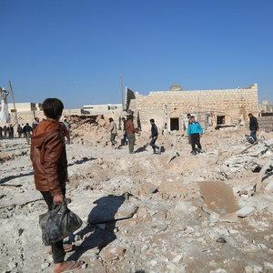 Halep için insani ataşkes tasarısı
