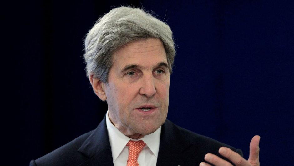 ABD John Kerry