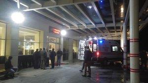 Manisa'da halı saha maçında ölüm