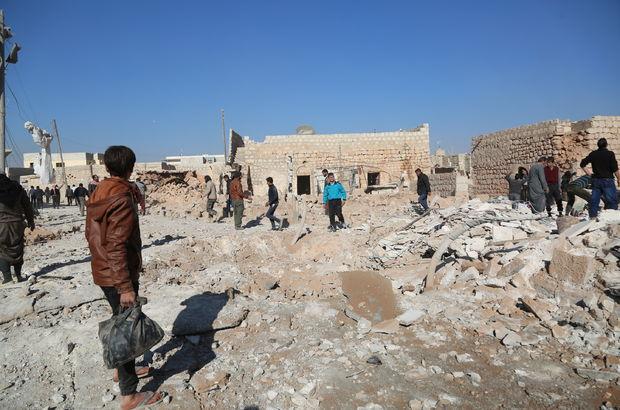 Halep için insani ateşkes tasarısı