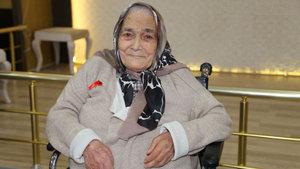 Selvi Kaynar'a 102'nci yaşında doğum günü partisi