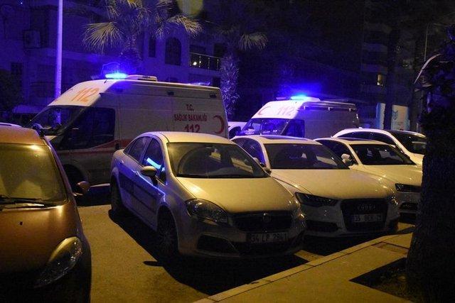 İzmir'deki bar cinayetiye ilgili 5 kişi gözaltına alındı