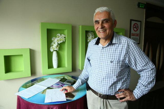 Samsun'da ödül olarak 93 emekli aylığı konulan sorular çözüldü