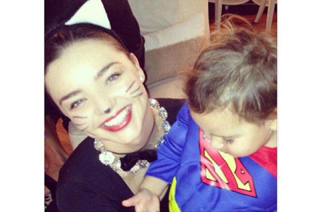 Miranda Kerr: Oğluma 16 yaşında ölen ilk sevgilimin adını verdim