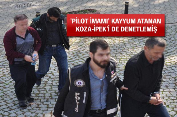 Koza-İpek müfettiş pilot imamı