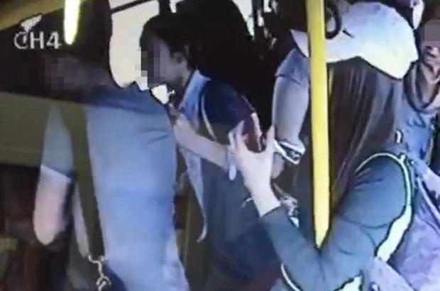 En fazla cinsel taciz otobüs ve metrobüste