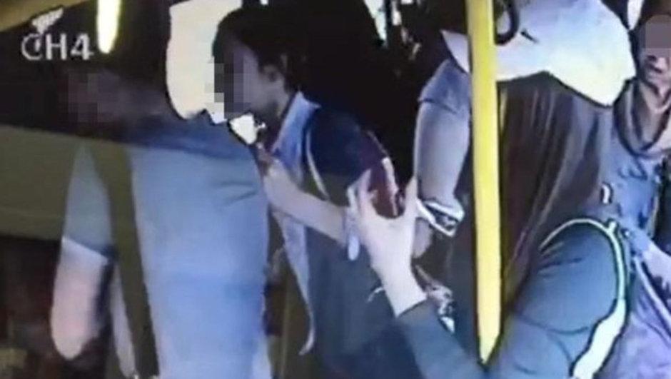 cinsel taciz otobüs metrobüs Cinsel şiddet vakası