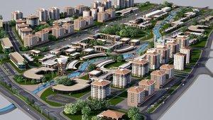 TOKİ, İstanbul'da 13 ilçede 15 bin konut dönüştürecek