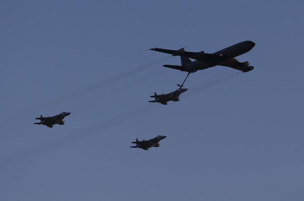 israil jetleri suriye