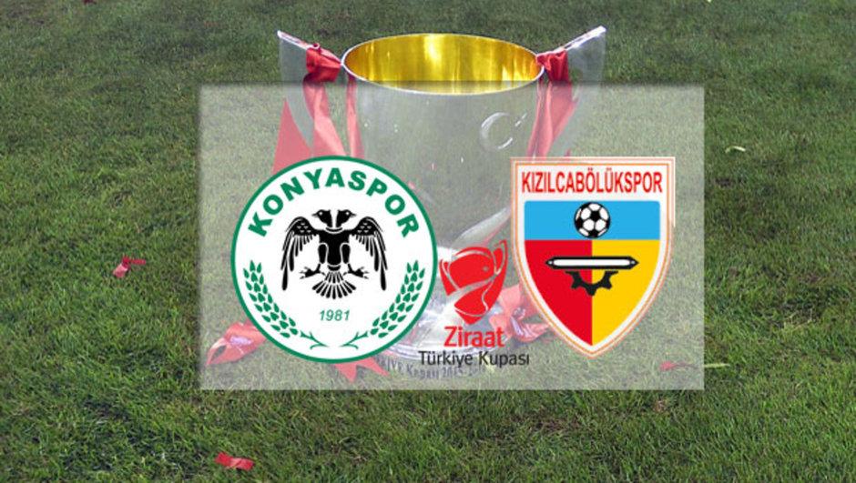 Kızılcabölükspor - Atiker Konyaspor