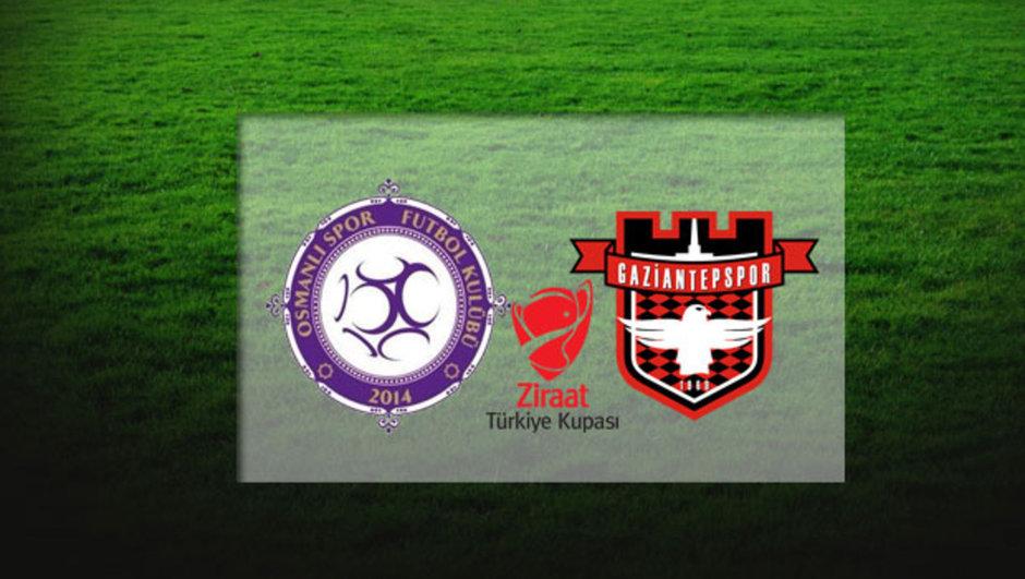 Osmanlıspor - Gaziantepspor