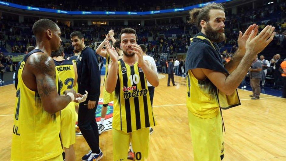 Fenerbahçe Real Madrid