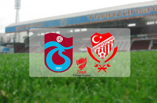 Trabzonspor Gümüşhanespor