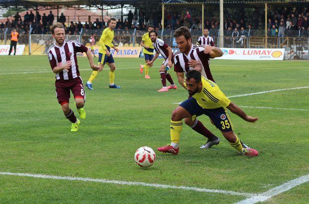 Menemen Belediye: 2 - Amed Sportif: 1