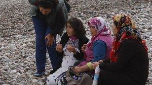 Antalya'da bir adam denizde boğuldu