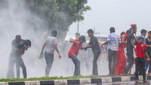 Gaziantep'te eylem yapmak yasaklandı