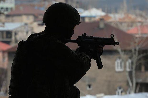 Saldırı hazırlığında olan 2 terörist öldürüldü