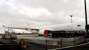 Air France uçağı İstanbul'da türbülansa girdi