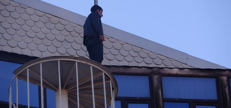 Edirne'de intihar girişimi
