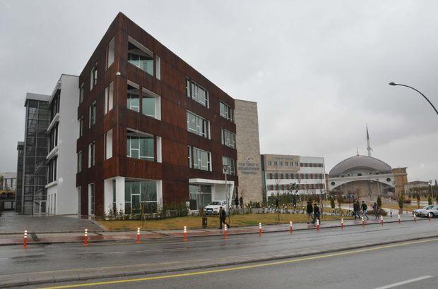 Pamukkale Üniversitesi'nde masonik bina iddiası