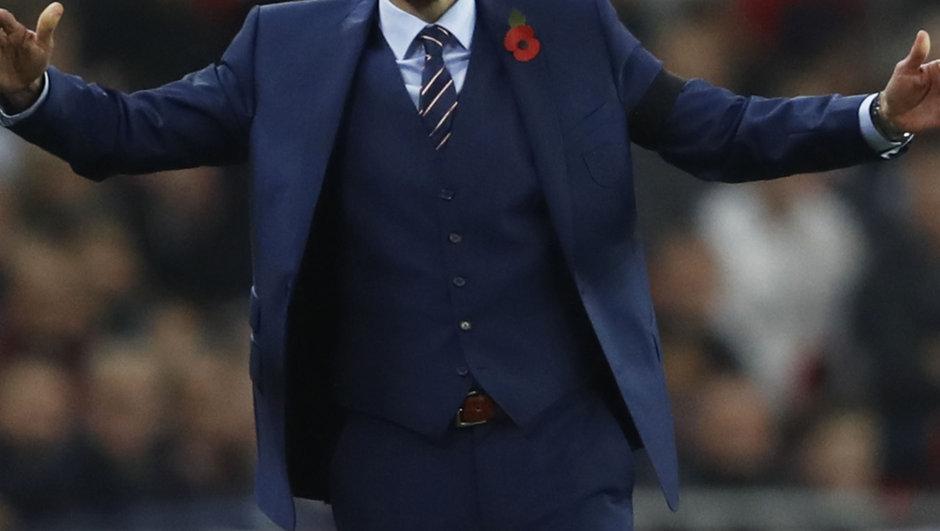 Gareth Southgate İngiltere Milli Takımı