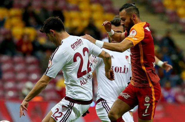 Galatasaray - Elazığspor canlı izle