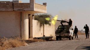 Muhalif birlikleri Halep'in güneyinde Esed güçlerini püskürttü